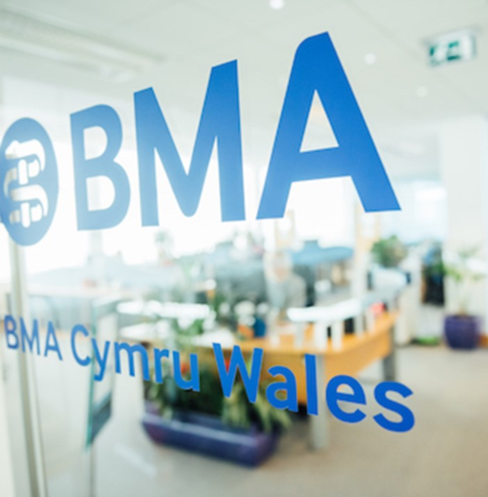 BMA Wales offices external view