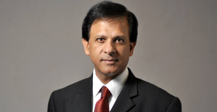 Portrait of BMA chair Chaand Nagpaul