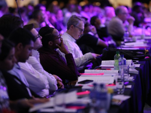 ARM 2019 annual representative meeting audience