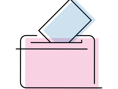 Ballot box article illustration
